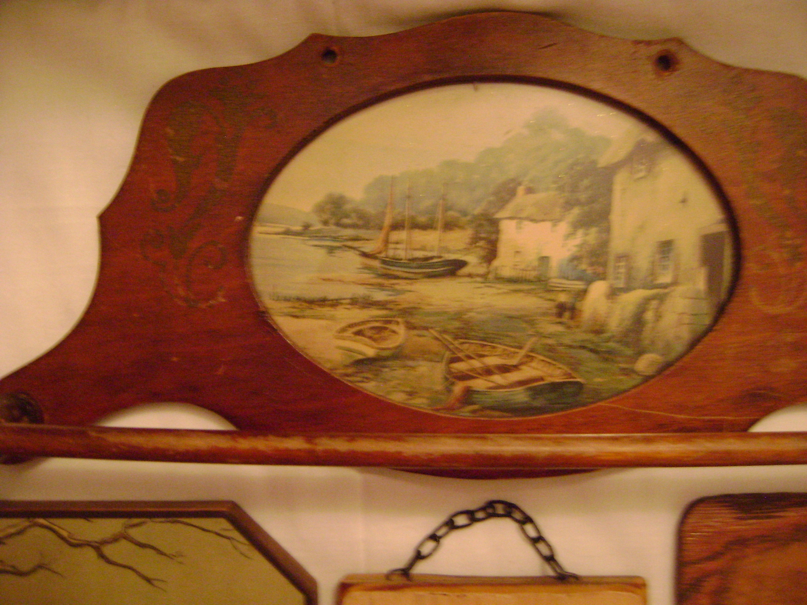 Vintage Wall Decorative Lot