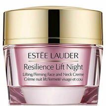 Estee Lauder 0.5 oz / 15ml Resilience Lift Night Lifting / Firming Face ... - $19.79