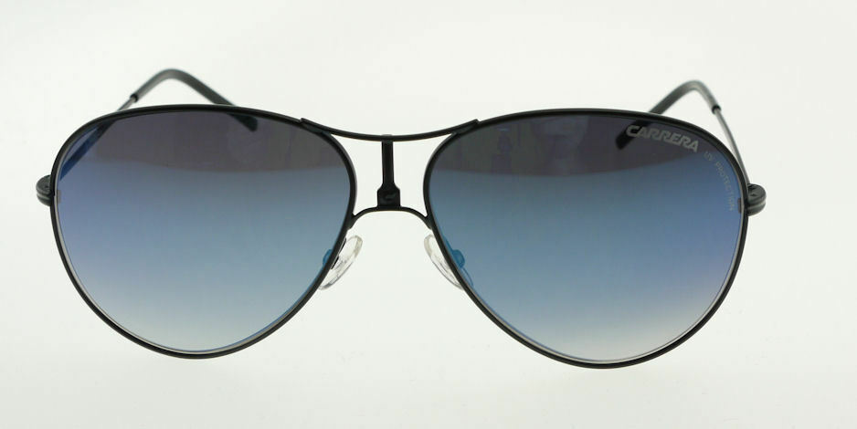 Carrera 4/S Semi Matte Black / Blue Sunglasses 4/S PDE