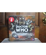 Sealed BBC DR WHO 50th Anniversary DVD Board Game Celebrating 50 yrs 8+ ... - $151.99