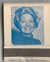 Vtg Strike on Matchbook Carol Harner U.S. House of Representatives 15th ... - $11.87