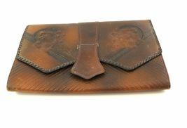 Vintage Bosco Built Leather Belt Purse image 5