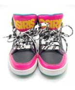 Womens Osiris Convoy Mid Muti-Color Neon Retro Look Shoes 2 Right 5.5 Le... - $38.69