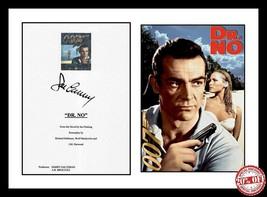 ULTRA COOL - SEAN CONNERY - JAMES BOND 007 - ORIGINAL HAND SIGNED AUTOGRAPH - $199.99