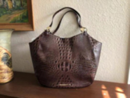 brahmin thelma chestnut melbourne Tote - $259.00