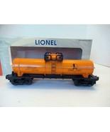 LIONEL POST-WAR CELEBRATION - 29601- #6315-60 LIONEL LINES TANK CAR -  0... - $53.85