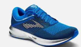Brooks Levitate Size 9.5 M (D) EU 43 Men's Running Shoes Blue Silver 1102691D406