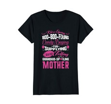 Funny Shirts - Kiss-giving Story-telling Grandkid-spoiling Mother T-Shir... - $19.95