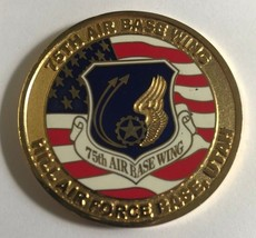 Usaf Us Air Force 75th Air Base Wing Hill Afb Utah Ut - $49.49