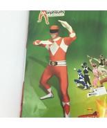 Red Power Rangers Morphsuit Adult Medium Halloween Costume Cosplay Fando... - $45.99