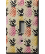 Pineapple Light Switch Cover home Kitchen decor lighting outlet Fruit Food - $8.24