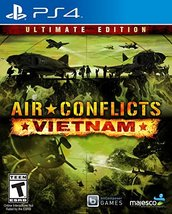 Air Conflicts: Vietnam - PlayStation 4 [video game] - $24.50