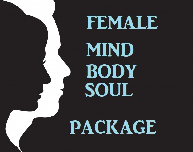 Primary image for FEMALE NEW YOU Package Voodoo Rituals Amazing Change 2021 Mind Body Soul Enhance