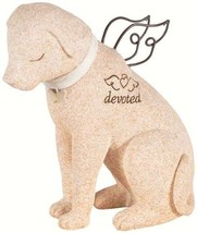 The Lakeside Collection Bereavement Faithful Angel Memory Memorial Dog Pet Figur