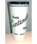 Shot Glass CENTINELA TEQUILA Cat Mexico Pottery Tommy's Bar/grill Santa ... - $18.65