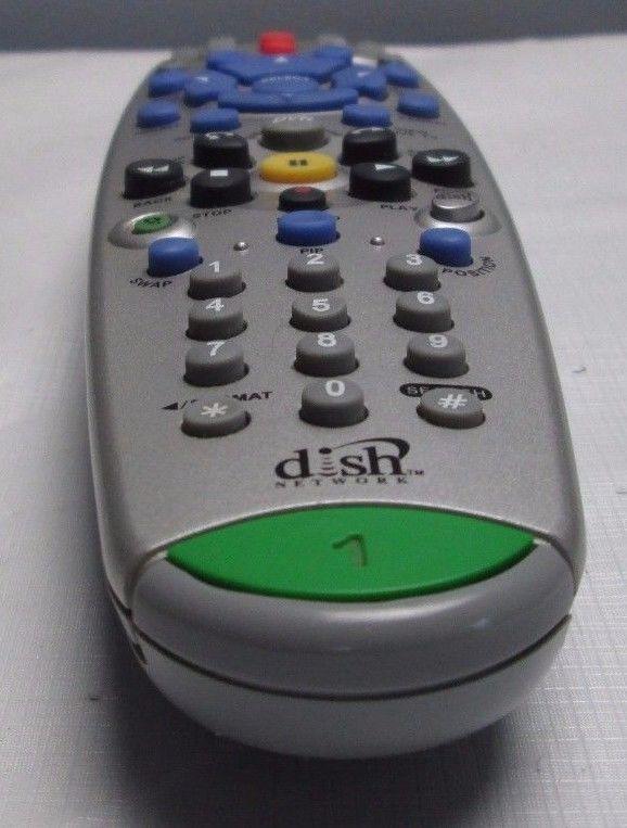 Dish Network Bell ExpressVU 5.0 IR REMOTE 522 625 942 9200 9242 Model 118575