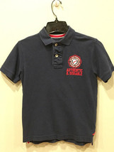 GAP Kids Collared Shirt Dark Blue Polo Shirt Size Medium (8) - $4.17