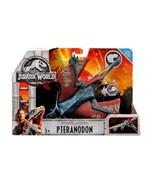 Jurassic World Action Figure Roarivores Pteranodon Kingdom Battle Damage      L6 - $19.97