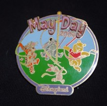 2004 May Day with Pooh and Friends Official Disney Pin - $14.95