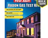 First Alert Home Radon Gas Test Kit RD1 Electrical Smoke Carbon Monoxide