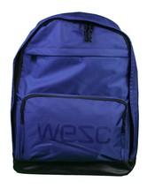 WeSC We Superlative Conspiracy Cullen Profond Outremer Sac à Dos Bleu Sac École image 2
