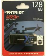 Patriot - PEF128GSBUSB -  Boost XT 128GB USB 3.0 Water Resistant Flash D... - $35.59