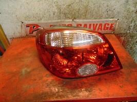 06 05 Mitsubishi outlander oem drivers side left brake tail light lamp a... - $79.19