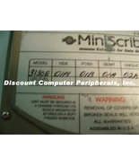 Miniscribe 3130E 112MB 5.25IN ESDI Drive Tested Good Free USA Shipping - $69.00