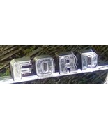 Vintage Ford Truck Emblem Badge 16A652.  G-333 - $25.00