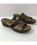 NATURAL SOUL Saturn Sandal Women's Size 9.5M - $41.53