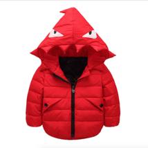 The new 2016 winter warm down jacket children boys and girls children's ... - $33.89