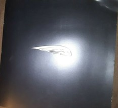 """2002 Honda VTX Motorcycle Brochure 11"""" X 11"""" Fold Out Pages - $19.79"""