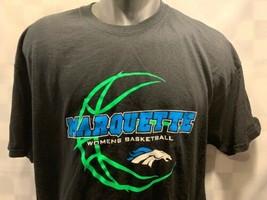 Marquette Donna Basket T-Shirt Taglia XL - $10.93