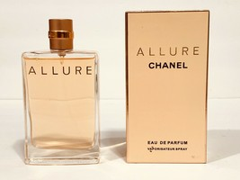 Chanel Allure Perfume For Women Edp 3.4 Oz 100 Ml New In Sealed Box - $112.11
