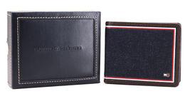 Tommy Hilfiger Men's Leather Wallet Passcase Billfold Rfid Brown 31TL220103 image 8