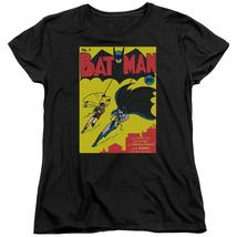 Batman - Batman First Short Sleeve Women's Tee Shirt Officially Licensed T-Shirt - $20.99+
