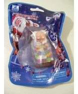 NEW YUBI'S THE YEAR WITHOUT SANTA CLAUS SANTA IN BED RUBBER PVC FIGURE 2016 - $8.33