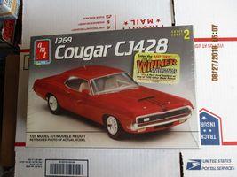 AMT 1969 Cougar CJ428 1/25 scale - $36.99