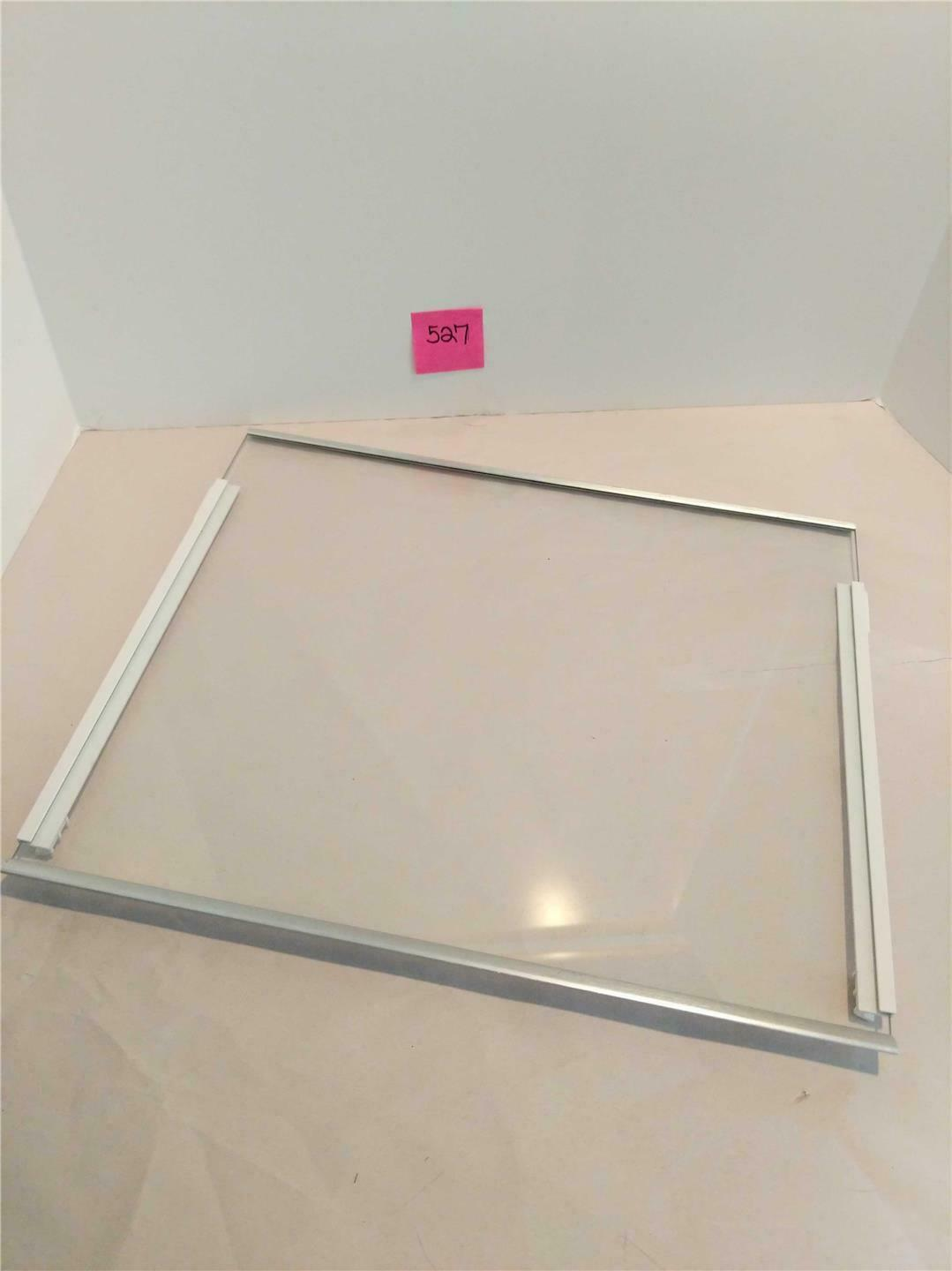 Primary image for Bosch Linea Side X Side Refrigerator FREEZERGLASS SHELF #00672961 USED OEM PART