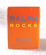 Ralph Rocks by Ralph Lauren - 1 oz. EDT Spray - Sealed Box - $69.99