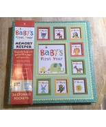 Baby's First Year Memory Keeper - $20.00