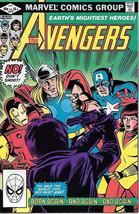 The Avengers Comic Book #218 Marvel Comics 1982 VERY FINE- - $2.75