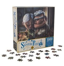 Disney Parks Signature Puzzle 10th Up 1000 pcs PuzzleTwo Sided Carl Elli... - $28.45