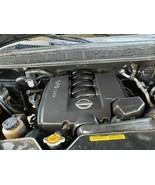 Engine Motor 5.6L VIN B 4th Digit Flex Fuel OEM 2005 2006 05-06 Titan Ni... - $1,308.04