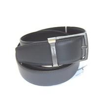 B-320954 New Salvatore Ferragamo Gray Leather Metal Buckle Size 38 Fits 36 - $161.49