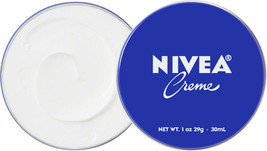 2 Can of 30 mL/1.0oz NIVEA CREAM Original Skin Hand CREME moisturizer Me... - $6.88