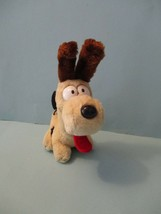 """Vintage Dakin Garfield and Friends Small Plush Odie the Dog 9"""" Toy 1983 - $14.00"""