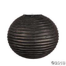 "18"" Black Paper Lanterns - $39.49"