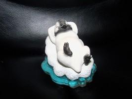 "Naptime ""Polar Playmates"" Hamilton Collection Polar Playmates EUC - $35.60"