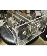 HAM RADIO ANTENNA TUNER HIGH POWER LC 160 M 80 M PARTS ONLY - $470.25